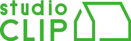 スタディオクリップのロゴ