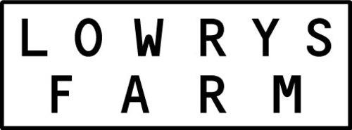 ローリーズファームのロゴ