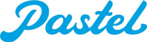 パステルのロゴ