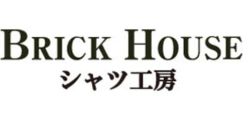 BRICK HOUSEシャツ工房のロゴ画像