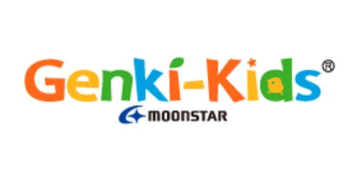Genki-Kidsのロゴ画像