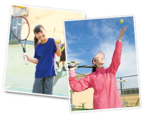 テニスイメージ画像