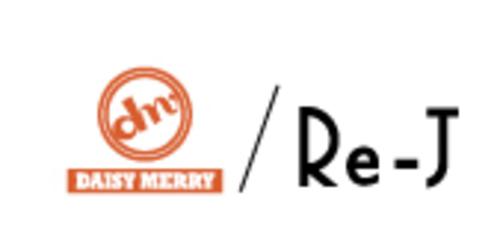 DAISY MERRY / Re-jのロゴ画像
