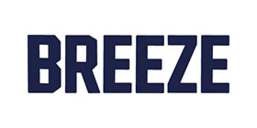 BREEZEのロゴ画像