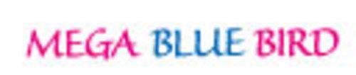メガブルーバード英会話スクールのロゴ画像