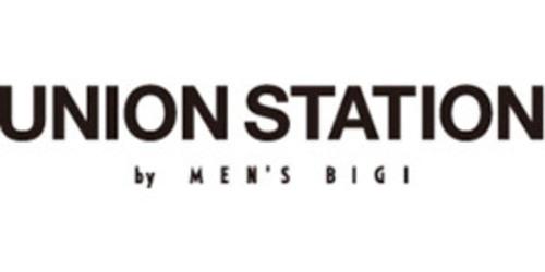UNIONSTATION by men's bigiのロゴ画像