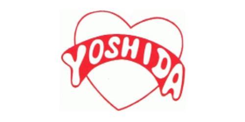 YOSHIDAのロゴ画像