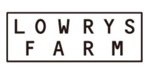 ローリーズファームのロゴ画像